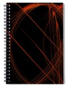 Fractal 31 Meh Spiral Notebook