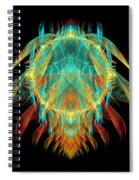 Fractal - Insect - I Found It In My Cereal Spiral Notebook