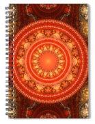 Fractal Julian Spiral Notebook
