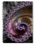Fractal Spiral 2 - A Fractal Abstract Spiral Notebook