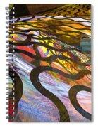 Fractals - Snake Spiral Notebook
