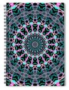 Fractalscope 22 Spiral Notebook