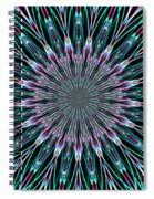 Fractalscope 23 Spiral Notebook