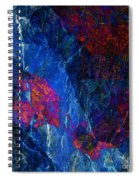 Fracture Section Xv Spiral Notebook