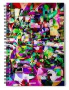 Fractured Fairytales Spiral Notebook