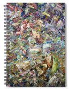 Roadside Fragmentation Spiral Notebook