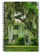 Frampton Plantation House Spiral Notebook