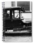 France Motorcar, C1910 Spiral Notebook