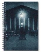 France Paris, C1920 Spiral Notebook