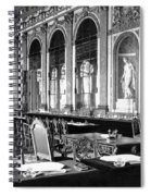 France Versailles, 1919 Spiral Notebook