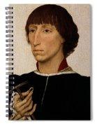 Francesco D Este Spiral Notebook