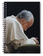 Francesco Spiral Notebook