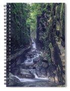 Franconia Notch Spiral Notebook