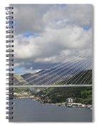 Franjo Tudman Bridge Spiral Notebook