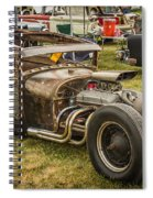 Frankenstein '28 Model A Sedan Spiral Notebook