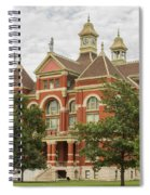 Franklin County Courthouse 3 Spiral Notebook
