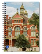 Franklin County Courthouse 4 Spiral Notebook