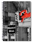 Frans Restaurant 2 Spiral Notebook