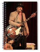Fred Eaglesmith Spiral Notebook