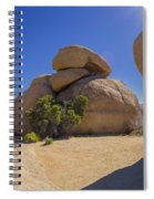 Fred Flintstone  Spiral Notebook