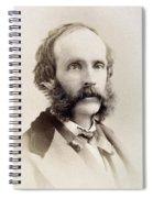 Frederick Edwin Church (1826-1900) Spiral Notebook