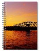 Free Bridge Spiral Notebook