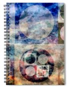 Free From Rules Spiral Notebook