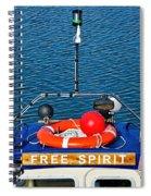Free Spirit 2 Spiral Notebook