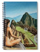 Free Spirit Spiral Notebook