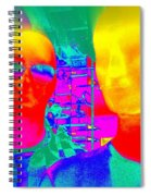 Free Thinkers Spiral Notebook
