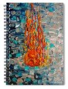 Free Tibet Spiral Notebook