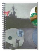Freedom From Fear Spiral Notebook