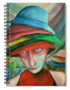 Freedom Of Choice Spiral Notebook