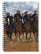 Freedom Riders Spiral Notebook