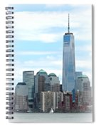 Freedom Rising Spiral Notebook