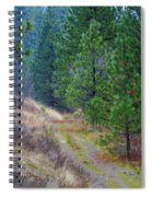 Freedom Road Spiral Notebook