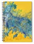 Freedom Run Spiral Notebook