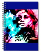 Freedom Rush Spiral Notebook