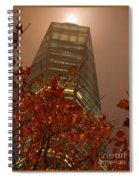 Freedom Tower Nyc Spiral Notebook