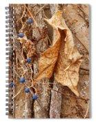 Freeze Dried Spiral Notebook