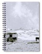 Freeze Spiral Notebook