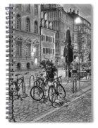 Freiburg Road Homes  Spiral Notebook
