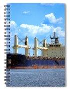 Freight Hauler Spiral Notebook