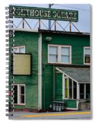 Freighthouse Square Spiral Notebook