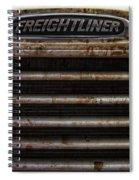 Freightliner Highway King Spiral Notebook
