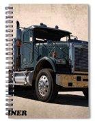 Freightliner Spiral Notebook