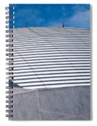 Fremantle Maritime Museum Roof 02 Spiral Notebook