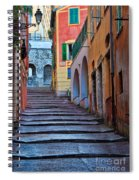 French Alley Spiral Notebook