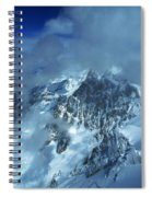 French Alps Spiral Notebook
