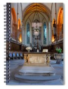 French Church Alter Spiral Notebook